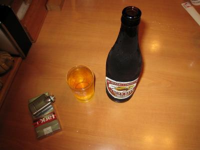 琴弾回廊のビンビール
