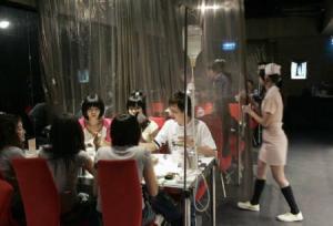 病院レストラン
