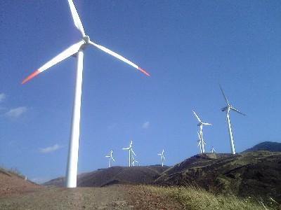 西原風力発電