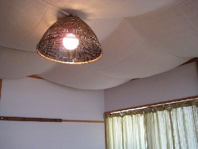 サロン天井