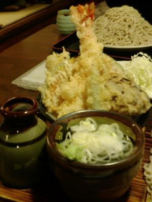 天ぷらもたくさん!