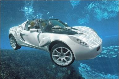 水陸両用車