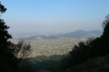 讃岐平野景色