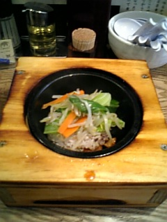 310つじ田二段式辛味噌ラーメン
