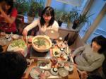 08トリキャン夕食2