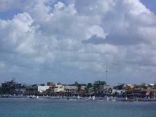 コスメルの海2