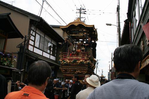 2008曳山