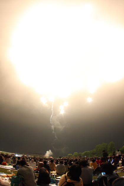 「古都ひろさき花火の集い」