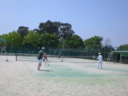 3世代 テニス