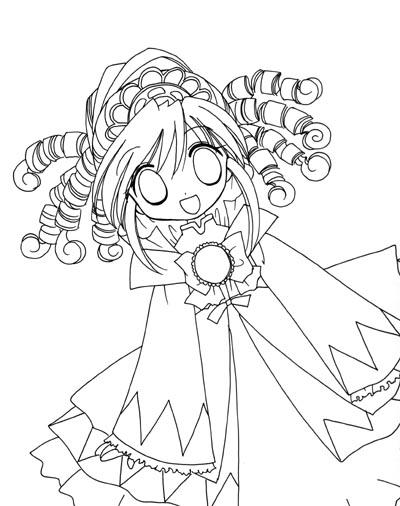 ふたご姫のレイン