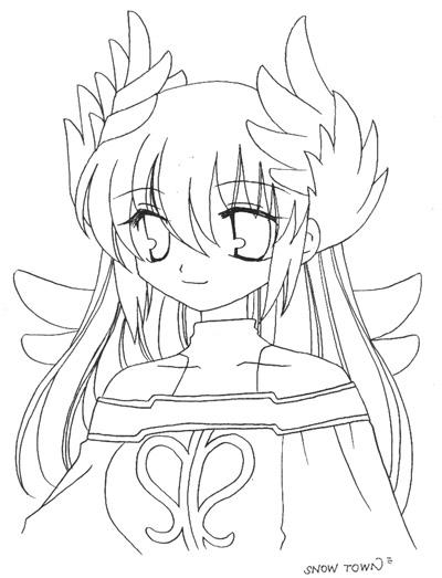 天使ルリエル