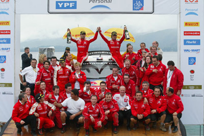WRC第4戦