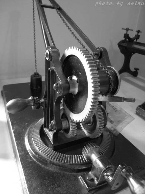 廻旋起重機模型(大正2年)