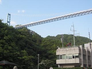 竜神峡吊橋