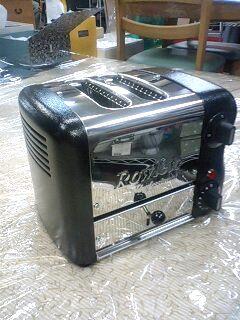 イギリスのローレット・トースター