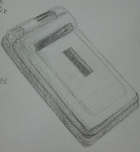 神携帯(゚A゚)