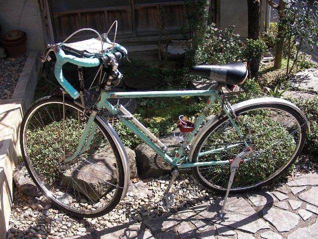 自転車40歳
