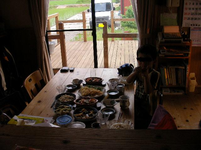 ~ 夏野菜の食卓