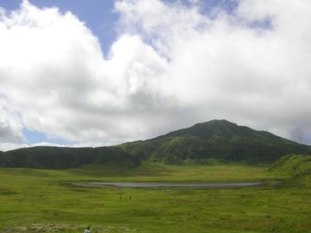 草千里風景