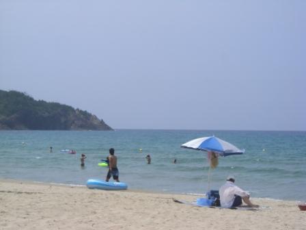 国府海水浴場