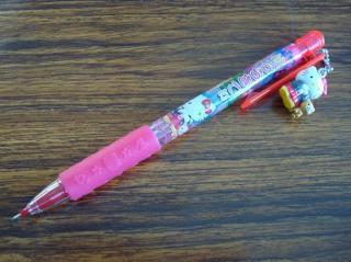 キティちゃんのペンシル 2008.3.25