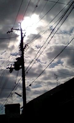 ある日の空(ムタゴロウ)