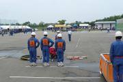 6月29日 消防訓練大会 (1)