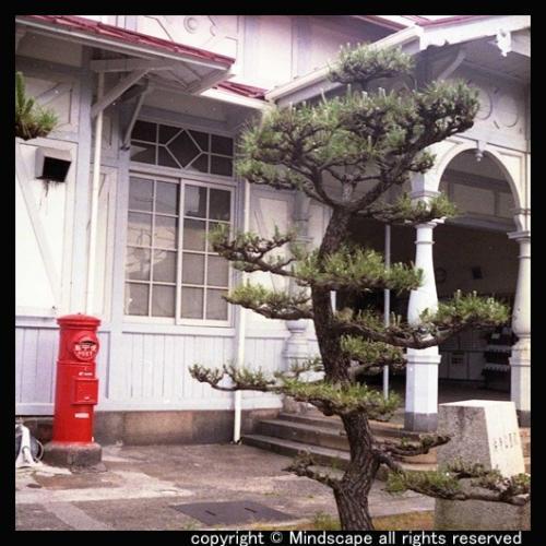 南海電車浜寺駅