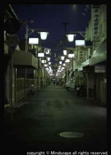 さみしい商店街1