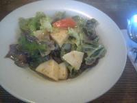 ラーコンのサラダ