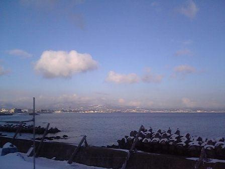 住吉町からの眺め