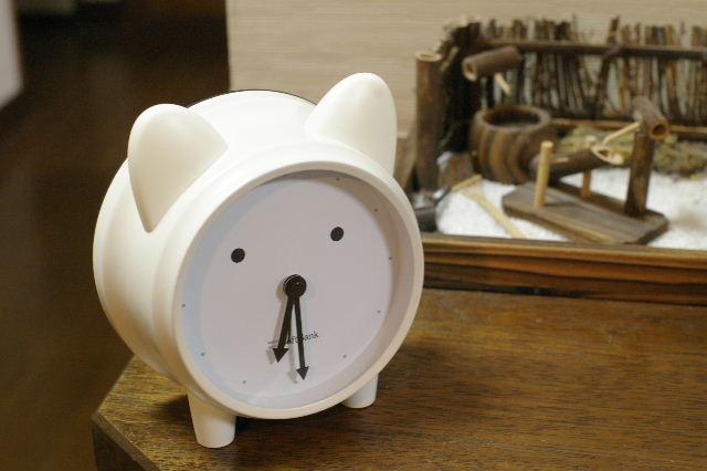 softbank時計