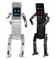 携帯変形ロボット