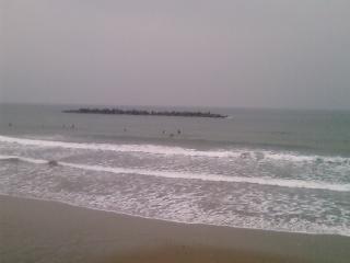 10日の波