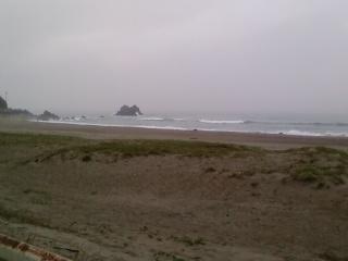 21日の波
