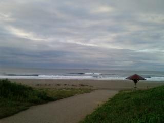 23日の波