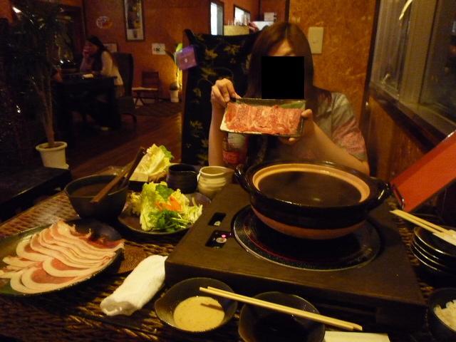 2日目晩御飯