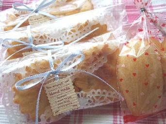 焼き菓子*Gift