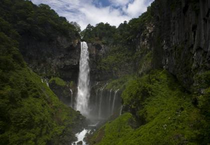 華厳の滝:-1