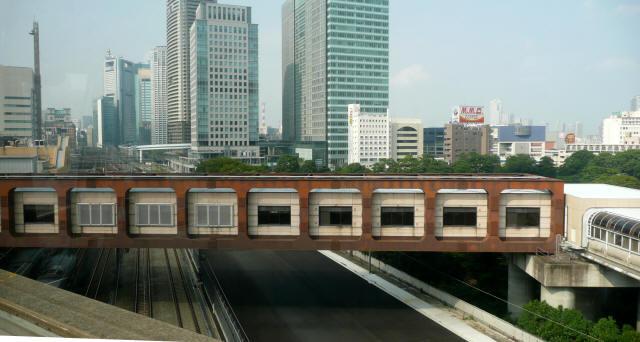 浜松町駅跨線橋1