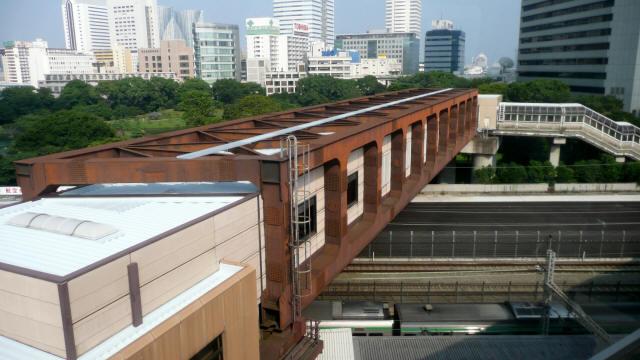 浜松町駅跨線橋2