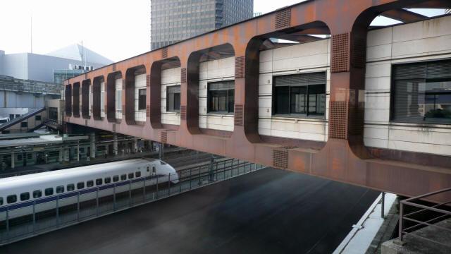 浜松町駅跨線橋4