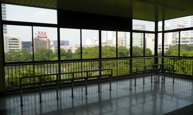 浜松町駅跨線橋5