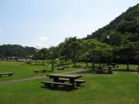 田万川キャンプ場-1