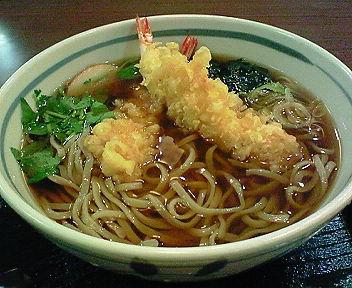札幌駅コンコース蕎麦紀行