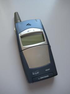 好きだった携帯1