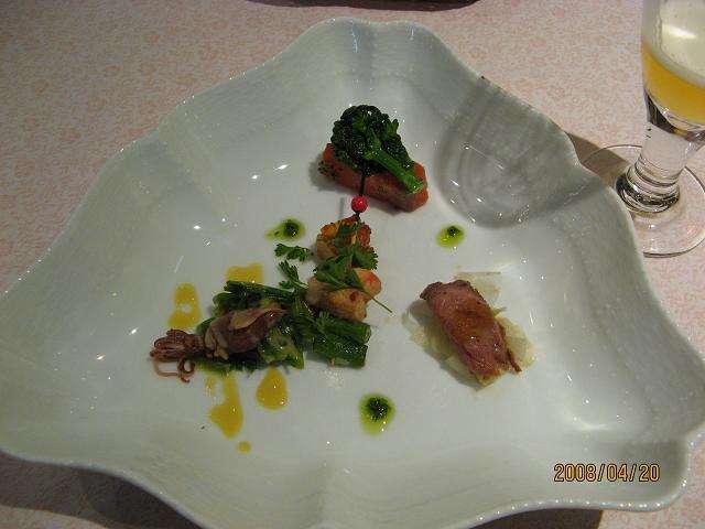 wakiya前菜