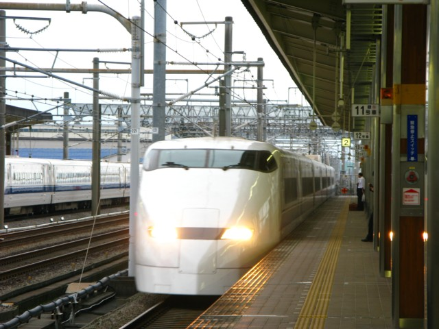 新富士帰り道1