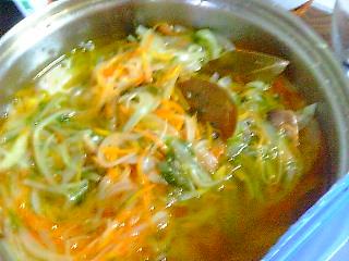 野菜の旨みマリネ液