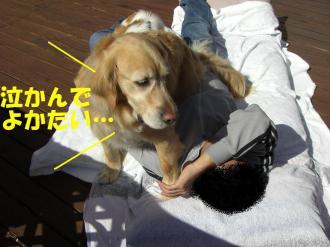 お風呂&散歩仲間 021